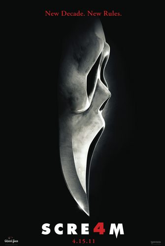 Scream 4, SCRE4M Social Profile