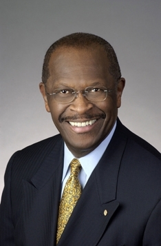 Herman Cain Press Social Profile
