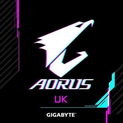 AORUS UK & IE in 4K 😎