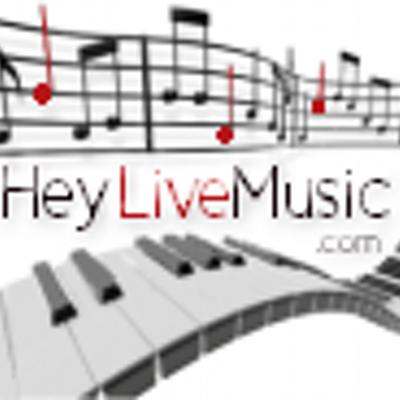 HeyLiveMusic   Social Profile