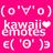 @kawaiiemoticon