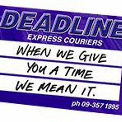 Deadline Express | Social Profile