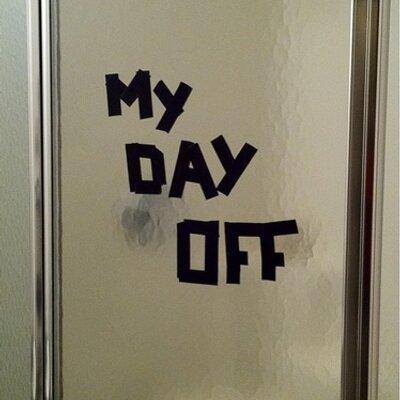 My Day 0ff | Social Profile