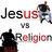 Jesus vs religion album cover nu  front  normal