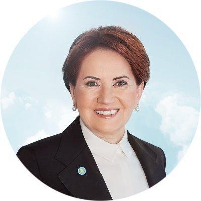 Meral Akşener  Twitter Hesabı Profil Fotoğrafı
