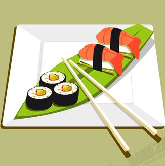 Hromadné slevy sushi