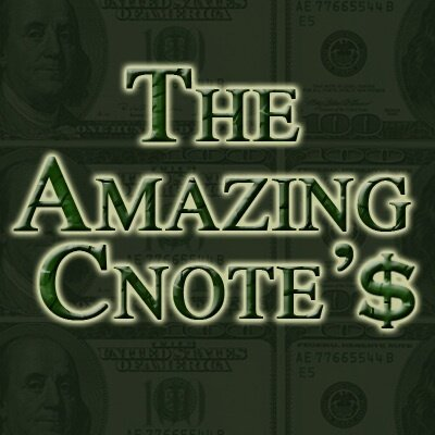 The Amazing CNOTE