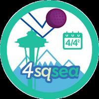 Foursquare Seattle   Social Profile