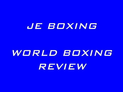 JE Boxing Social Profile