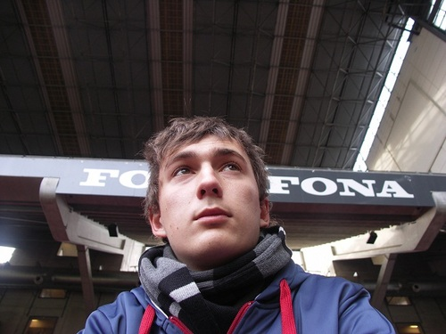 Michał Zachodny Social Profile