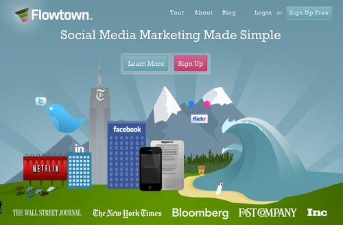 Flowtown Social Profile