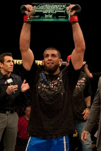 Court McGee Social Profile