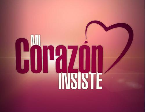 Mi Corazon Insiste Social Profile