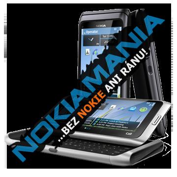 Nokia E7 CZ