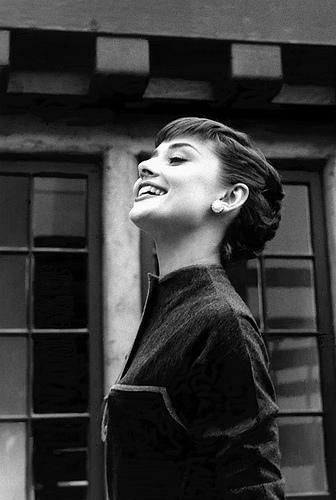 Audrey Hepburn Social Profile