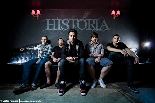 Banda História Social Profile
