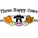 Three Happy Cows