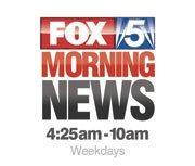 FOX5 MORNING NEWS DC Social Profile