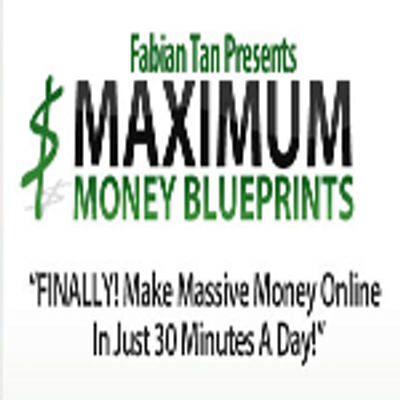 Max Money Blueprint