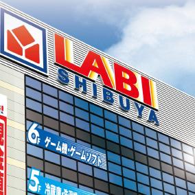 ヤマダ電機 LABI渋谷 Social Profile