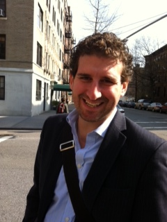 Jesse Eisinger Social Profile