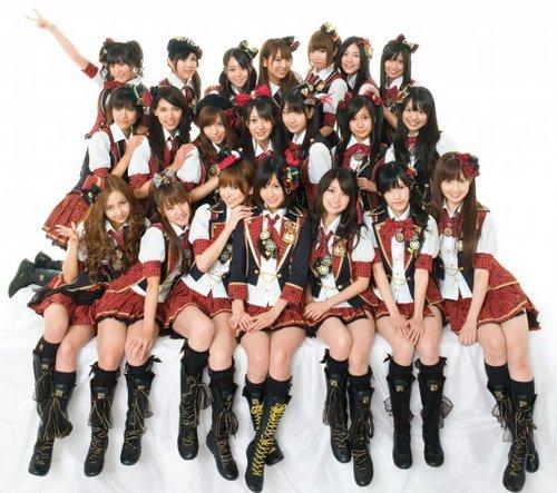  AKB48 Social Profile
