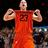 Syracuse s eric devendorf celebrates after making the game winning basket against georgetown in the semifinals of the big east tournament at madison square garden in new york. normal