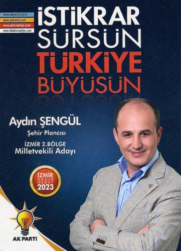 Aydın Şengül  Twitter account Profile Photo
