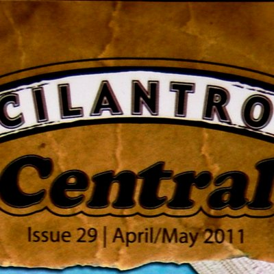 Cilantro Central Mag | Social Profile