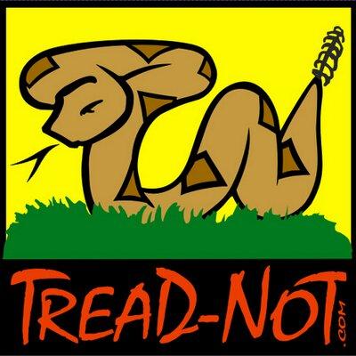 Tread-Not.com | Social Profile