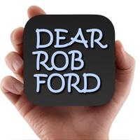 Dear Rob Ford | Social Profile