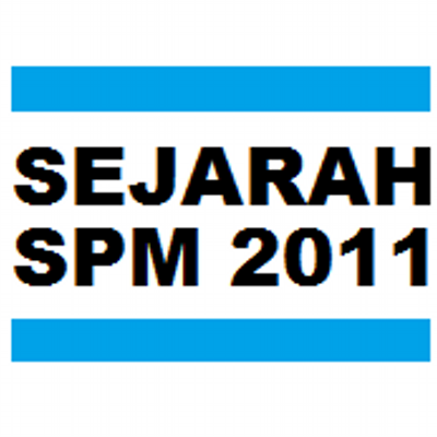 SejarahSPM | Social Profile