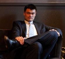 Yao Ming Social Profile