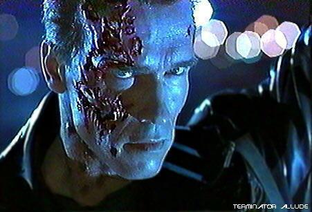 The Terminator Social Profile
