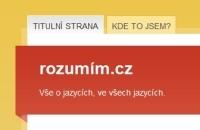 rozumim.cz