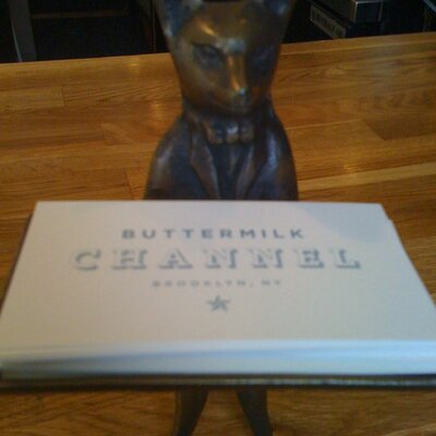 Buttermilk Channel | Social Profile