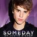 Justin Bieber's Twitter Profile Picture
