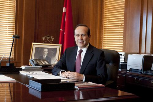 Ambassador Namik Tan  Twitter Hesabı Profil Fotoğrafı