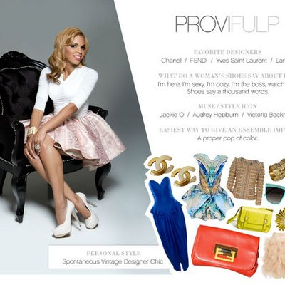 PROVI FULP-RAMPHAL | Social Profile