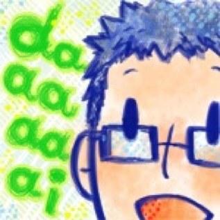 だーい(*Д*) Social Profile