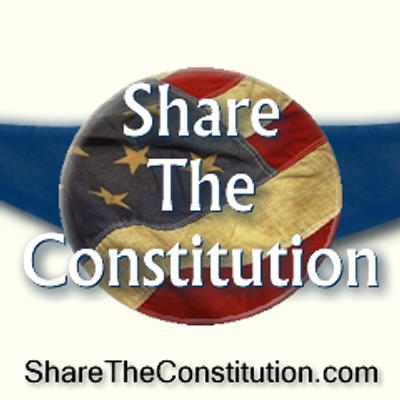 ShareTheConstitution | Social Profile