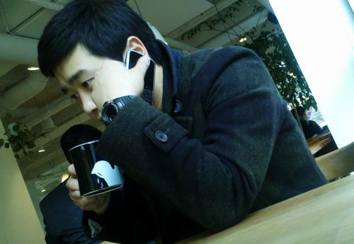 KIM HYUNG DAE Social Profile