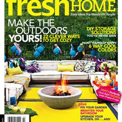 Fresh Home | Social Profile