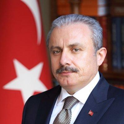 Mustafa Şentop  Twitter Hesabı Profil Fotoğrafı