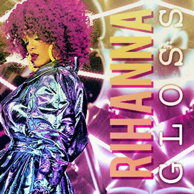 Rihanna Gloss Staff   Social Profile