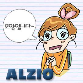 알지오 Social Profile
