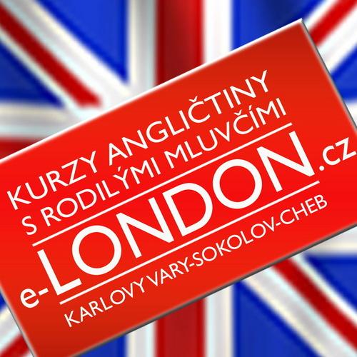 LONDON angličtina