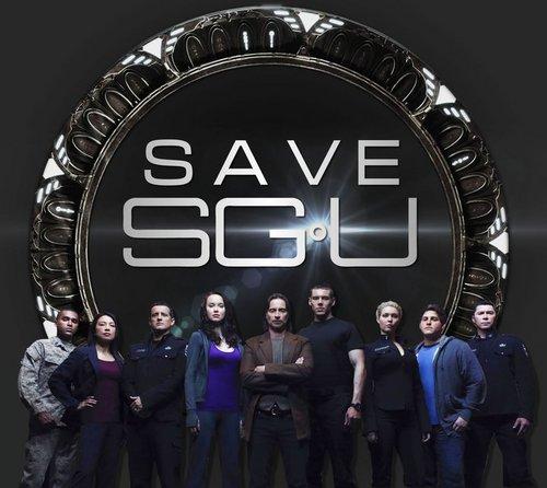 SaveStargateUniverse Social Profile