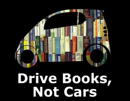 Drive Books Not Cars Social Profile