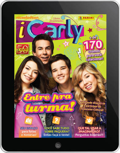 Álbum iCarly Social Profile